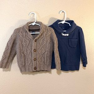 Baby Gap sweater lot